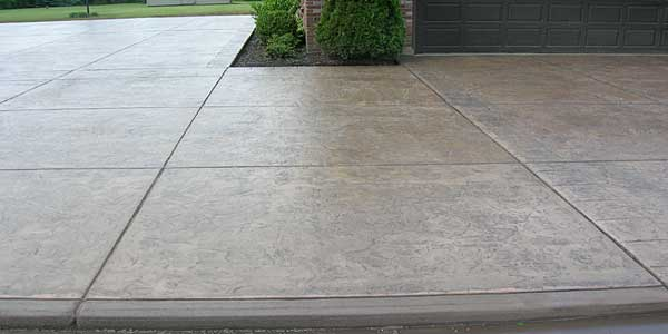 Colored Concrete Colors Buffalo Ny Amherst Ny